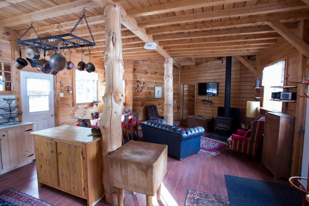 Domaine Summum, Mont-Tremblant, dog hotel, Quebec
