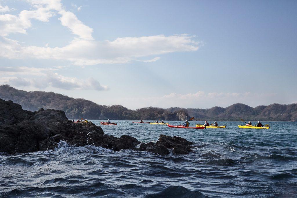 Kayaking, Costa Rica
