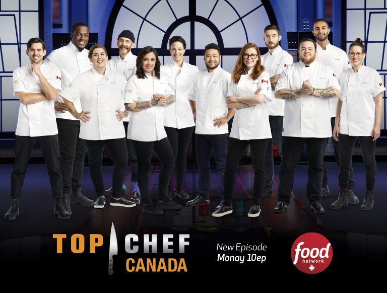 Top Chef Canada season 8 contestants